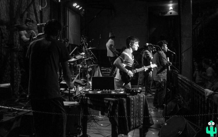 Mano Inquieta @Ele Concert [Fotografía: Beatriz Medina S]