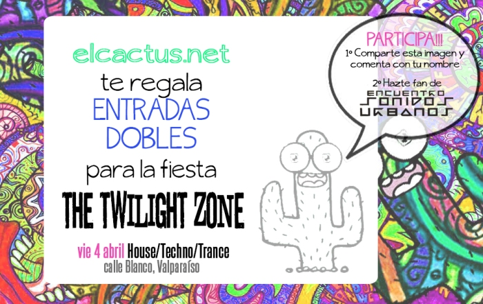 CONCURSO TWILIGHT ZONE