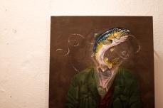 """""""Amanantium"""", exposición de Faya / Foto: Beatriz Arce"""