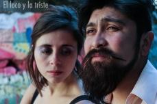 """"""" EL LOCO Y LA TRISTE """" Estudio creativo NOOU de Juan Radrigán, dirección Mauricio Daille."""
