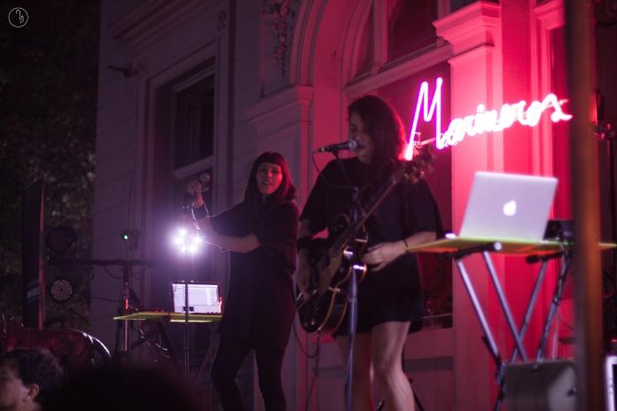 Marineros en Ruidosa Festival Santiago 2016 / Foto: Beatriz Arce