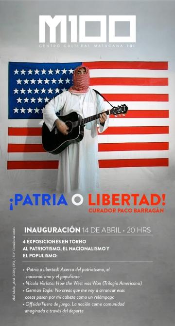 patria o libertad matucana 100 abril 2016