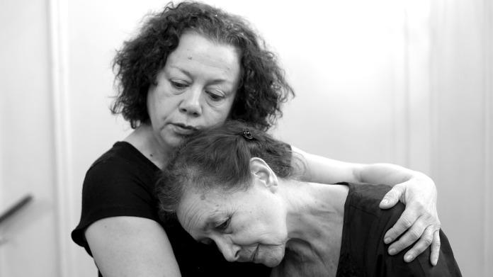 "Foto: Liliana Hermosilla del teatro ""Fresas Salvaje"""
