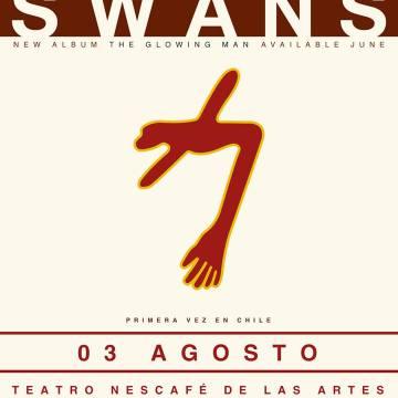 swans chile agosto 2016